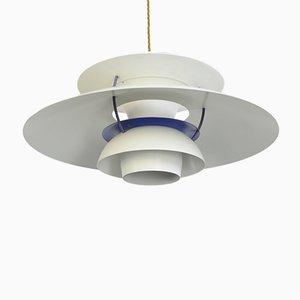 Lampe à Suspension PH5 par Poul Henningsen pour Louis Poulsen, 1950s