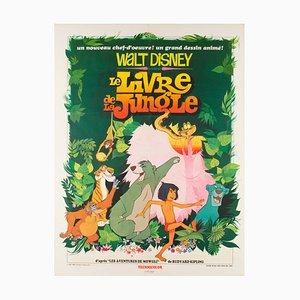 Poster Il libro della giungla, 1968