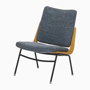 Mid-Century Lounge Chair from TON