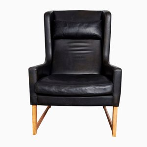 Vintage Wingback Lounge Chair by Rudolf Glatzel for Kill International, 1960s