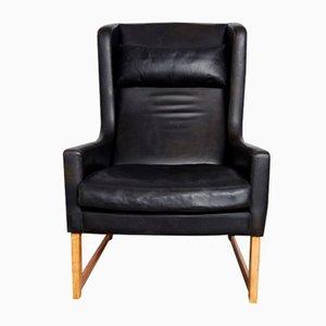 Vintage Wingback Lounge Chair by Rudolf Glatzel for Kill International, 1960s