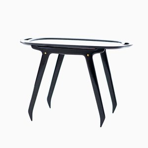 Italian Coffee or Service Table by Cesare Lacca, 1950s