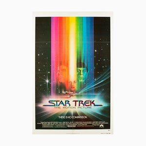 Affiche Star Trek par Bob Peak, 1979