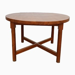 French Oak Dining Table, 1970s