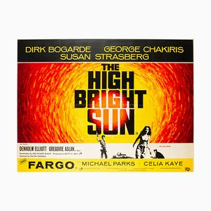 The High Bright Sun Poster, 1964