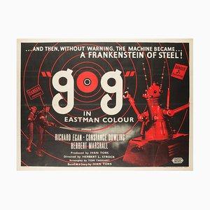 Affiche Gog, 1954