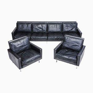 Mid-Century Sofa & Sessel von George Nelson für Herman Miller, 1960er, 3er Set