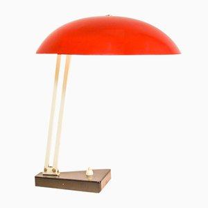 Lampe de Bureau 145 par H. Th. JA Busquet pour Hala, 1950s