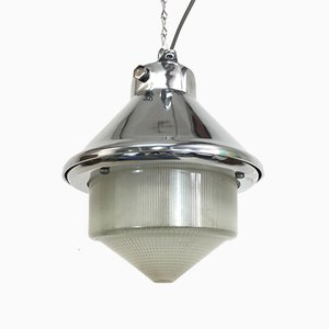 Pendant Lamp from Holophane, 1950s