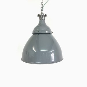 Industrial Pendant Lamp from Benjamin Electric Manufacturing Company, 1950s