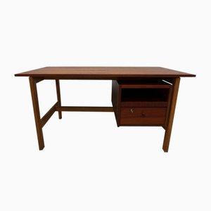 Schreibtisch aus Mahagoni von Hans J. Wegner für Getama, 1960er