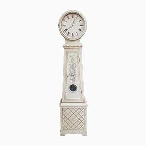 Horloge de Mora Vintage Peinte à la Main de Westerstrand, Suède