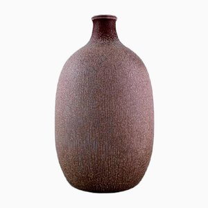 Glazed Stoneware Vase from Bing & Grondahl, 1940s