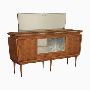 Buffet de palisandro, años 50