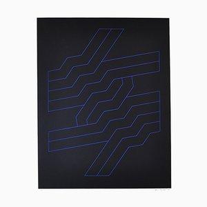 Untitled Siebdruck von Jørn Larsen, 1987