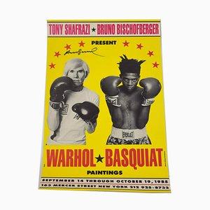 Jean-Michel BASQUIAT / Andy WARHOL - Warhol Basquiat Paintings, 1985