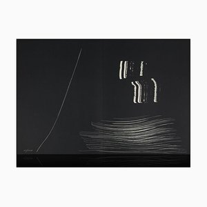 Artist Book with 15 Lithographs by Hans Hartung