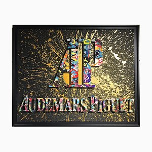 Audemars Piguet Mixed Media Artwork by Aiiroh