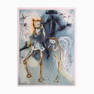 The Horses of Dali Lithographs by Salvador Dali, Set of 18
