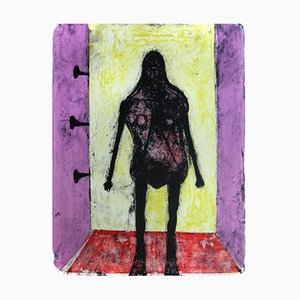 Black Venus by Rufino Tamayo, 1969