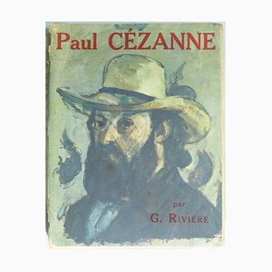 Le Maître Cézanne Biography with Engravings by Georges Riviere, 1923