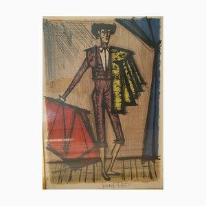 Album Torero Lithograph by Bernard Buffet