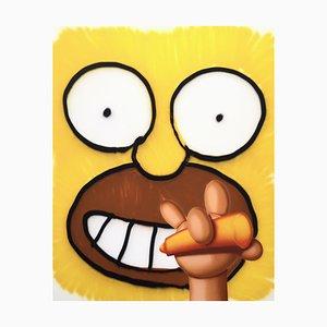 Dipinto Homer di Gum