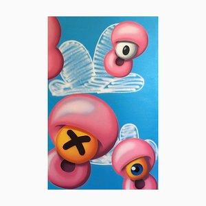 Envolée 2 Painting by Gum