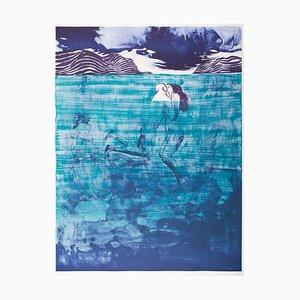 Litografia Nell'Acqua di Lorenzo Mattotti, 2017