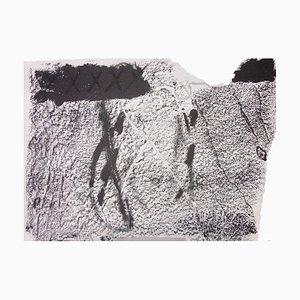 Litografia Untitled di Antoni Tapies, 1962