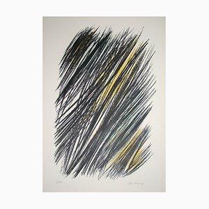 Lithographie par Hans Hartung