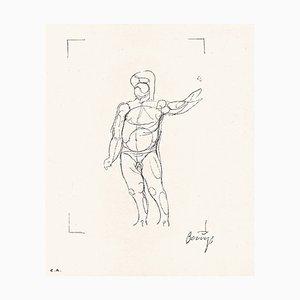 Lithographie Madrid Codices 1 par Joseph Beuys