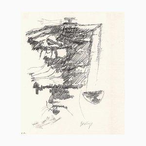 Lithographie Madrid Codices 2 par Joseph Beuys