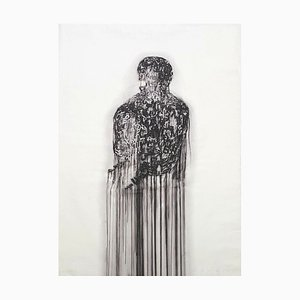 Nomade Lithograph by Jaume Plensa, 2010