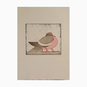 From the Bestiary, The Pigeon by Francois-Xavier Lalanne