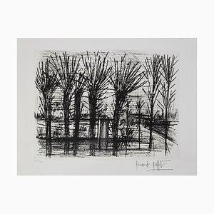 The Forest Etching by Bernard Buffet