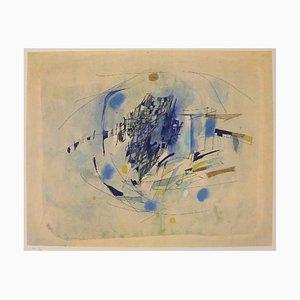 Moonlight by Maria Helena Vieira da Silva, 1991