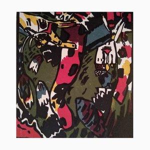 KANDINSKY - Onze peintres vus par Arp 1949 Référence catalogue raisonné R A III, 8