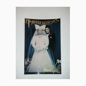Fotografia di sposi (Pierre et Gilles) di Pierre & Gilles
