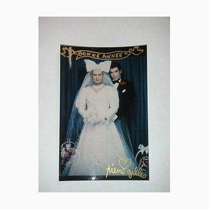 Fotografia Newlyweds (Pierre et Gilles) di Pierre & Gilles