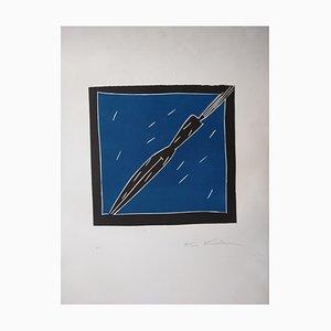 Linography di Aki Kuroda Maeght