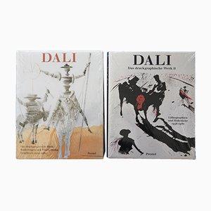 Salvador DALI : Catalogue raisonné (2 volumes)