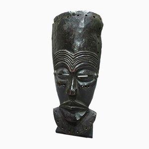 Kuba Lele Mask, late 19th century