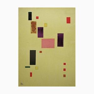 Litografia Composition in Color di Wassily Kandinsky, 1953