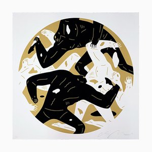 Silkscreen by Cleon Peterson