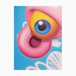 Envolée PM4 Painting by Gum