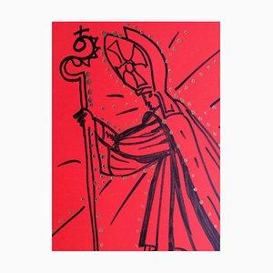 The Apostles: Saint Jacques by Salvador Dali, 1972