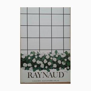 Jean Pierre Raynaud à la galerie IOLAS épreuve signee main d un tirage en 100 épreuves
