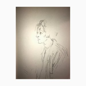 Alberto Giacometti - Fondation Marguerite et Aimé Maeght - Lithograph