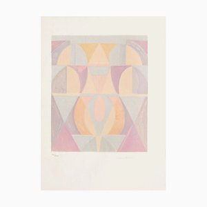 Avant la Lettre Color Lithograph by Serge Charchoune
